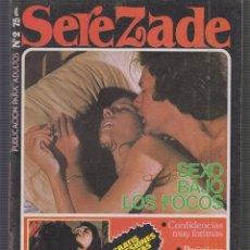 Coleccionismo de Revistas y Periódicos: SEREZADE Nº 2 -REVISTA EROTICA AÑOS 70. Lote 145202470