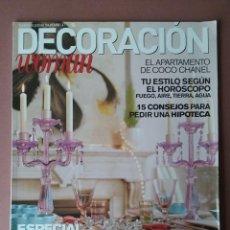 Coleccionismo de Revistas y Periódicos: REVISTA WOMAN DECORACION. SUPLEMENTO DE WOMAN Nº 147. ESPECIAL NAVIDAD. DICIEMBRE 2004.. Lote 54862115