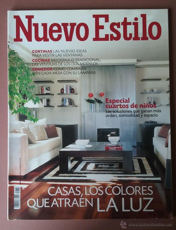 Perfecto revistas decoraci n on line adorno ideas de for Revistas decoracion interiores
