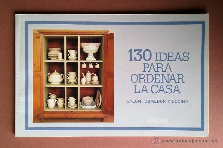 130 ideas para ordenar la casa salon comedor y comprar otras revistas y peri dicos modernos - Ordenar la casa ...