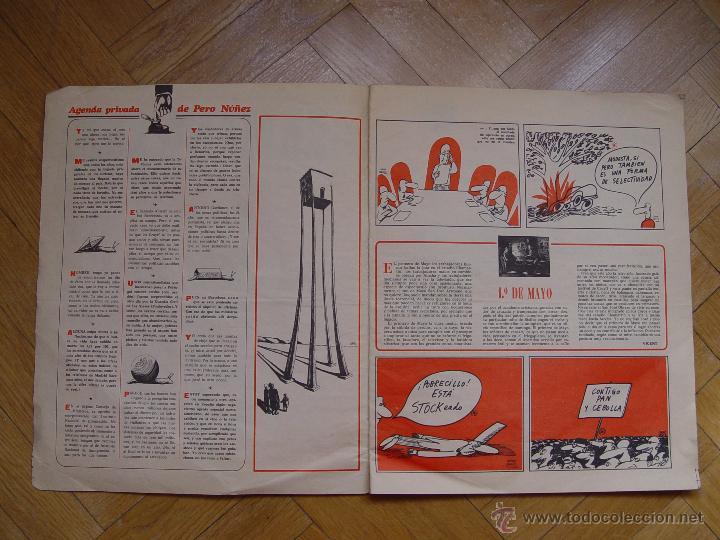 Coleccionismo de Revistas y Periódicos: HERMANO LOBO (Nº 104, 1974) BRUGUERA. Revista de Humor. Coleccionista. Original - Foto 3 - 54876124