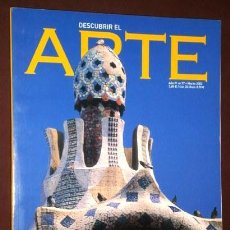 Coleccionismo de Revistas y Periódicos: DESCUBRIR EL ARTE Nº 37, REVISTA CULTURAL EDITADA EN MADRID 2002 (SIN EL CD-ROM). Lote 54888601
