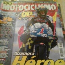 Coleccionismo de Revistas y Periódicos: MOTOCICLISMO MAYO 2000. Lote 50958331