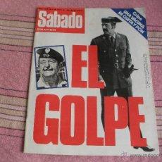 Coleccionismo de Revistas y Periódicos: SABADO GRAFICO - EL GOLPE DE ESTADO - TEJERO, ETC... MUCHAS FOTOGRAFIAS.. Lote 54941505