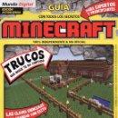Coleccionismo de Revistas y Periódicos: LA GUIA INDEPENDIENTE DE MINECRAFT N. 2 - CON TODOS LOS SECRETOS; EDICION ACTUALIZADA (NUEVA). Lote 164670928