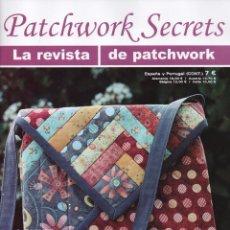 Sammeln von Zeitschriften und Zeitungen - PATCHWORK SECRETS N. 47 (NUEVA) - 164284344