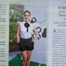 Coleccionismo de Revistas y Periódicos: RECORTE ROKO ROCO. Lote 54999923