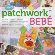Coleccionismo de Revistas y Periódicos: PATCHWORK BEBE N. 1 (NUEVA). Lote 195306118