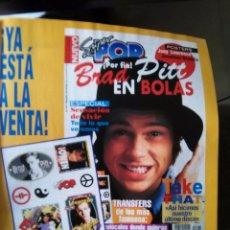 Coleccionismo de Revistas y Periódicos: RECORTE BRAD PITT. Lote 55017816
