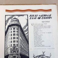 Coleccionismo de Revistas y Periódicos: ORIENTACIÓN - 1928 - BUENOS AIRES - Nº 1 - REVISTA DE ARTE Y CULTURA . Lote 55021634