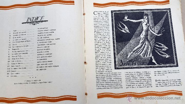 Coleccionismo de Revistas y Periódicos: ORIENTACIÓN - 1928 - BUENOS AIRES - Nº 1 - REVISTA DE ARTE Y CULTURA - Foto 4 - 55021634