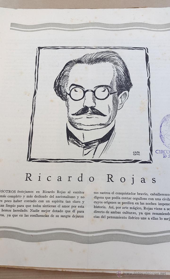 Coleccionismo de Revistas y Periódicos: ORIENTACIÓN - 1928 - BUENOS AIRES - Nº 2 - REVISTA DE ARTE Y CULTURA - Foto 2 - 55023285