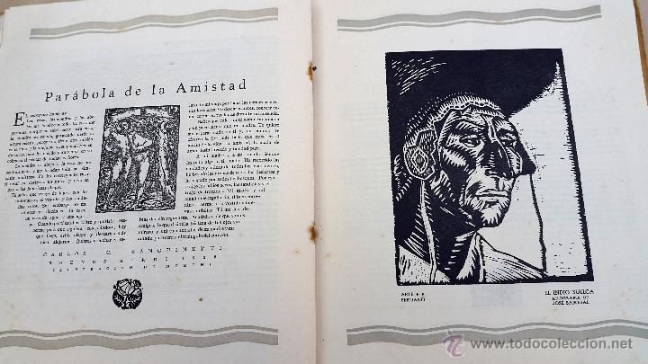 Coleccionismo de Revistas y Periódicos: ORIENTACIÓN - 1928 - BUENOS AIRES - Nº 2 - REVISTA DE ARTE Y CULTURA - Foto 6 - 55023285
