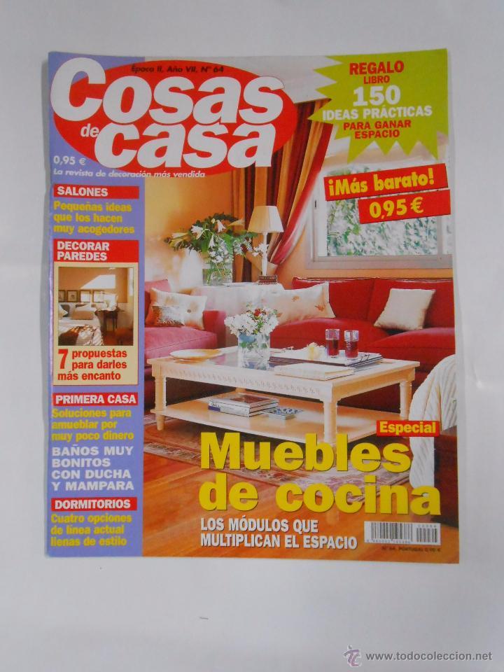 Revista cosas de casa n 64 epoca ii a o vii comprar for Cosas de casa online