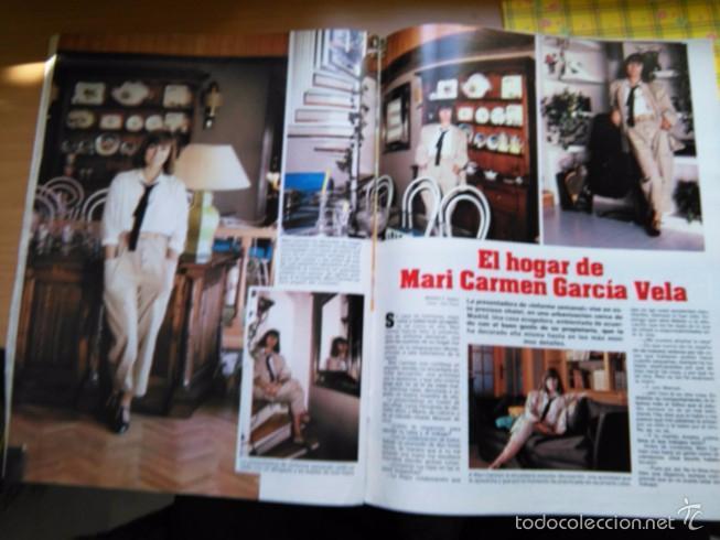 Coleccionismo de Revistas y Periódicos: RECORTE Mari carmen garcia vela - Foto 2 - 55107062