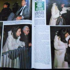 Coleccionismo de Revistas y Periódicos: RECORTE CARMEN MARTINEZ BORDIU. Lote 55127345