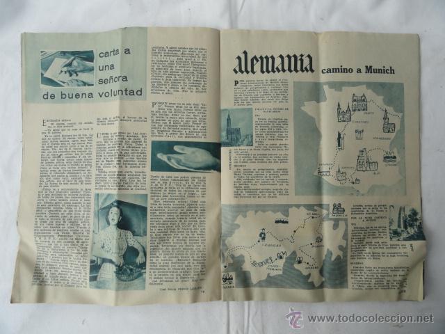 Coleccionismo de Revistas y Periódicos: REVISTA - SENDA Y ALBA - AÑOS 60. - Foto 2 - 55157517