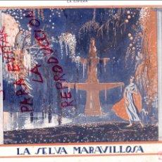 Coleccionismo de Revistas y Periódicos: OCHOA 1917 ILUSTRACION HOJA REVISTA. Lote 55323879