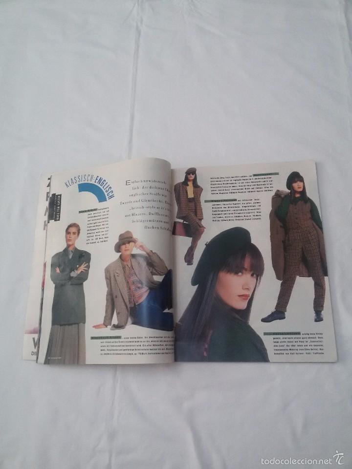 Coleccionismo de Revistas y Periódicos: REVISTA NICOLE -EN ALEMÁN-46 MODELOS Y SUS INSTRUCCIONES- - Foto 7 - 55353298