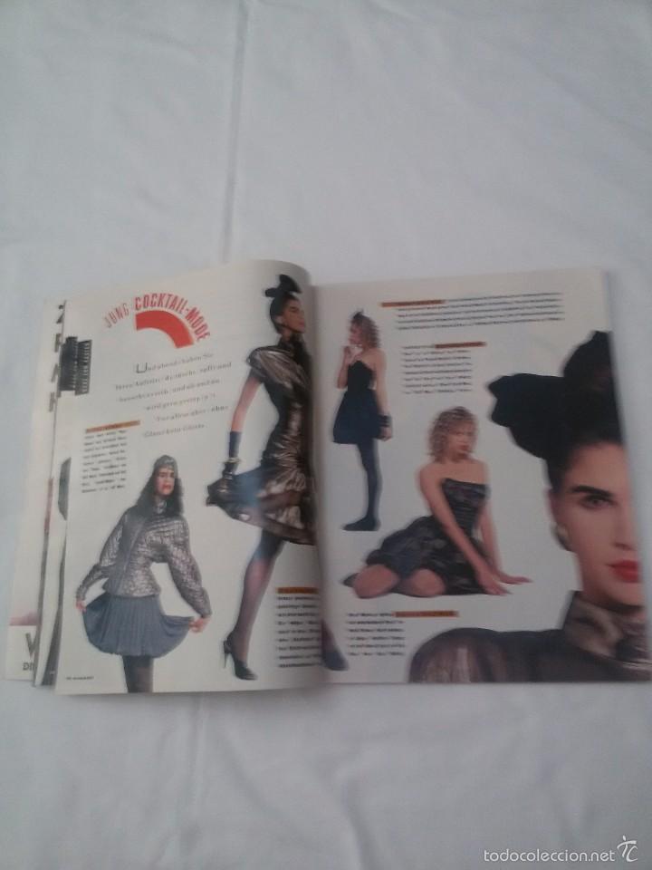 Coleccionismo de Revistas y Periódicos: REVISTA NICOLE -EN ALEMÁN-46 MODELOS Y SUS INSTRUCCIONES- - Foto 8 - 55353298