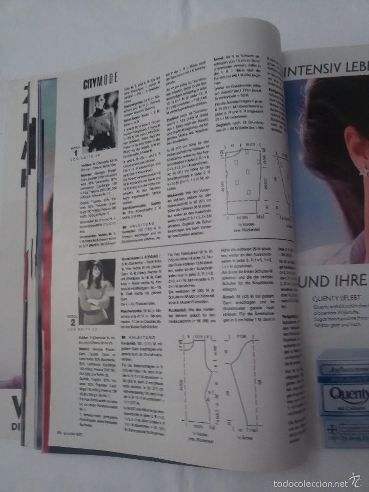 Coleccionismo de Revistas y Periódicos: REVISTA NICOLE -EN ALEMÁN-46 MODELOS Y SUS INSTRUCCIONES- - Foto 11 - 55353298