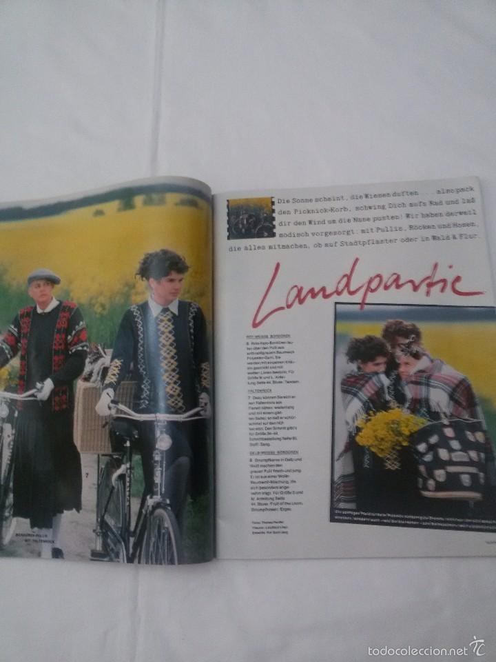 Coleccionismo de Revistas y Periódicos: REVISTA NICOLE -EN ALEMÁN-46 MODELOS Y SUS INSTRUCCIONES- - Foto 12 - 55353298