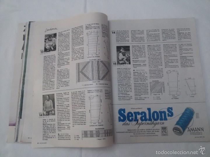 Coleccionismo de Revistas y Periódicos: REVISTA NICOLE -EN ALEMÁN-46 MODELOS Y SUS INSTRUCCIONES- - Foto 14 - 55353298