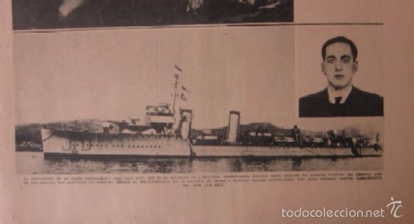 Coleccionismo de Revistas y Periódicos: LA VANGUARDIA -AÑO 1937-GUERRA CIVIL: ESPECIAL DEDICADO A LA AVIACION REPUBLICANA - Foto 2 - 57936844