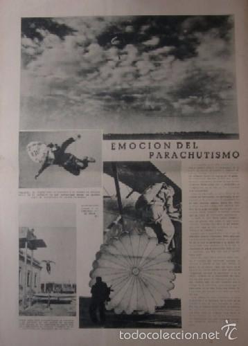 Coleccionismo de Revistas y Periódicos: LA VANGUARDIA -AÑO 1937-GUERRA CIVIL: ESPECIAL DEDICADO A LA AVIACION REPUBLICANA - Foto 5 - 57936844