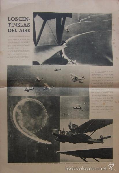 Coleccionismo de Revistas y Periódicos: LA VANGUARDIA -AÑO 1937-GUERRA CIVIL: ESPECIAL DEDICADO A LA AVIACION REPUBLICANA - Foto 7 - 57936844