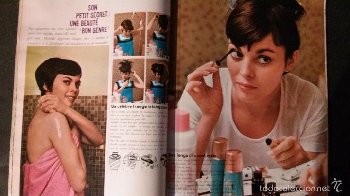 Marie Claire France 1967 Dalida Mireille Mathie Verkauft Durch