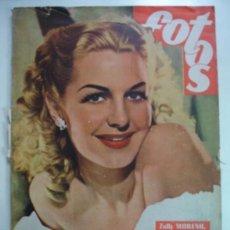 Coleccionismo de Revistas y Periódicos: FOTOS SEMANARIO GRAFICO. Lote 55458924
