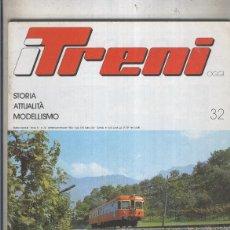 Coleccionismo de Revistas y Periódicos: TRENI NUMERO 32. Lote 55497643