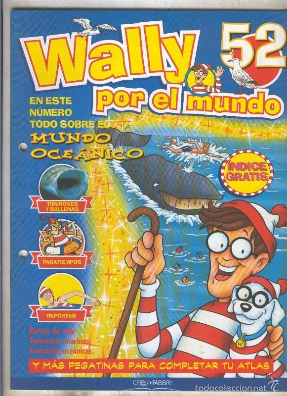 wally por el mundo numero 52: mundo oceanico - Comprar Otras ...