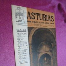 Coleccionismo de Revistas y Periódicos: BOLETIN INFORMATIVO DEL CENTRO ASTURIANO DE MADRID Nº 18 - SEPTIEMBRE 1952. Lote 55710306