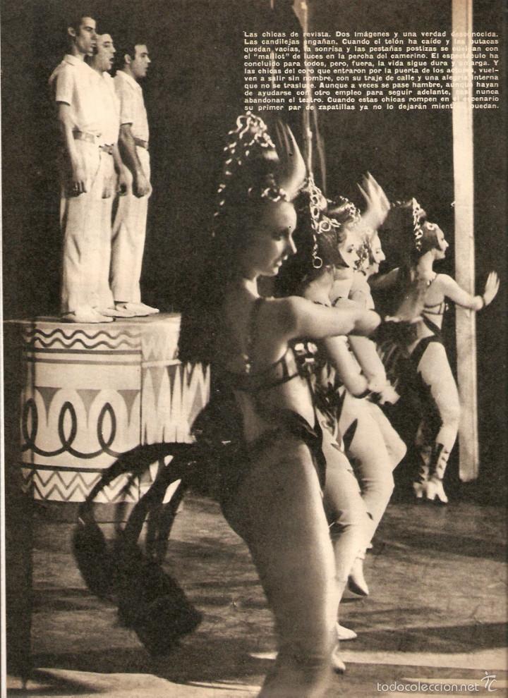 Coleccionismo de Revistas y Periódicos: 1969 BALLET POESIA BAUDELAIRE BEJART HUMOR BELLUS MINGOTE TEATRO CHICAS DE REVISTA RUBEN DARIO - Foto 5 - 55776510