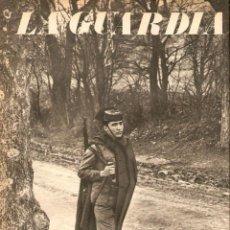 Coleccionismo de Revistas y Periódicos: AÑO 1969 LA GUARDIA CIVIL UNIFORMES LABOR GUIA SUPERVIVENCIA HUMOR DIBUJO BELLUS MINGOTE KIRAZ. Lote 55792028