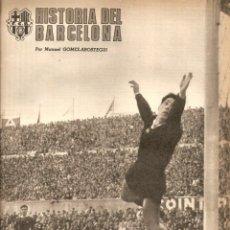 Coleccionismo de Revistas y Periódicos: AÑO 1969 DEPORTES HISTORIA DEL FUTBOL CLUB BARCELONA CARICATURA CARMEN SEVILLA HUMOR BELLUS MINGOTE. Lote 55826937