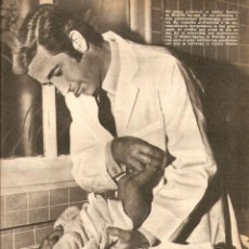 Coleccionismo de Revistas y Periódicos: AÑO 1969 CARICATURA RICARDO ZAMORA HUMOR BELLUS MINGOTE KIRAZ MEDICINA CARLOS DE NICOLAS GINECOLOGO . Lote 55864545