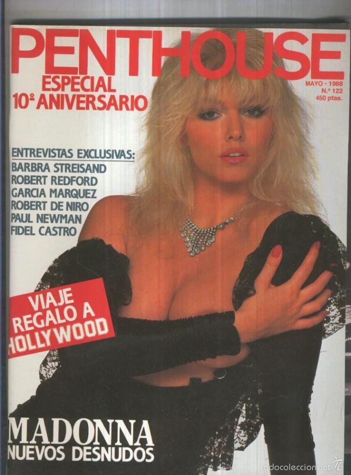 PENTHOUSE NUMERO 122- ESPECIAL 10 ANIVERSARIO (Coleccionismo - Revistas y Periódicos Modernos (a partir de 1.940) - Otros)