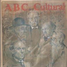 Coleccionismo de Revistas y Periódicos: ABC CULTURAL - 20 MARZO 1998. Lote 55896536