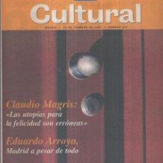 Coleccionismo de Revistas y Periódicos: ABC CULTURAL - 24 FEBRERO 2001. Lote 55896578