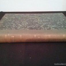 Coleccionismo de Revistas y Periódicos: REVISTA MACACO, 25 NÚMEROS ENCUADERNADOS 1929, COMO NUEVOS, MÁS DE 50 RECORTABLES, LEER. Lote 55913143