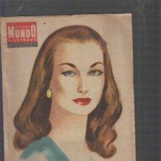 Coleccionismo de Revistas y Periódicos: GRAN MUNDO ILUSTRADO Nº 188 NOVIEMBRE 1957. Lote 55934852