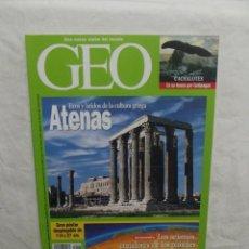 Coleccionismo de Revistas y Periódicos: REVISTA GEO Nº 128 ATENAS SEPTIEMBRE 1997. Lote 55980697