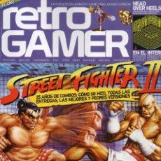 Coleccionismo de Revistas y Periódicos: RETRO GAMER N. 15 - EN PORTADA: STREET FIGHTER II (NUEVA). Lote 179021718