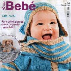 Coleccionismo de Revistas y Periódicos: SONIA BEBE N. 90 - TALLA 56-98 (NUEVA). Lote 56015507