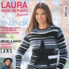 Coleccionismo de Revistas y Periódicos: LAURA MODA DE PUNTO ESPECIAL N. 23 (NUEVA). Lote 56015589