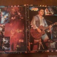 Coleccionismo de Revistas y Periódicos: SUPER POP CARPETA AÑOS 90 VARIOS CANTANTES.. Lote 56026631