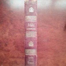 Coleccionismo de Revistas y Periódicos: LA ESFERA -ILUSTRACIÓN MUNDIAL -TOMO II PRENSA GRÁFICA S.A AÑO 1921. Lote 56169940